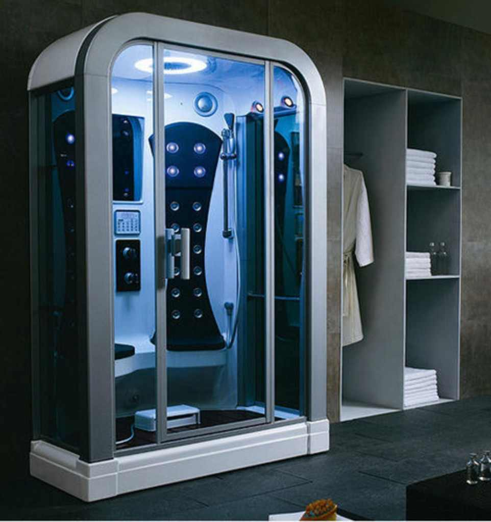 must have trend for luxury bathrooms steam shower