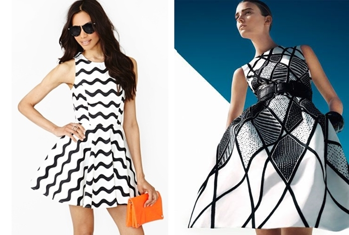 Textures   Spring Fashion Trends 2014   Women Style