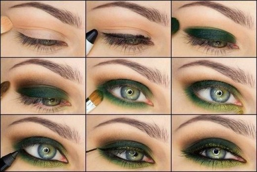 Make-Up Tricks for Every Eye Color