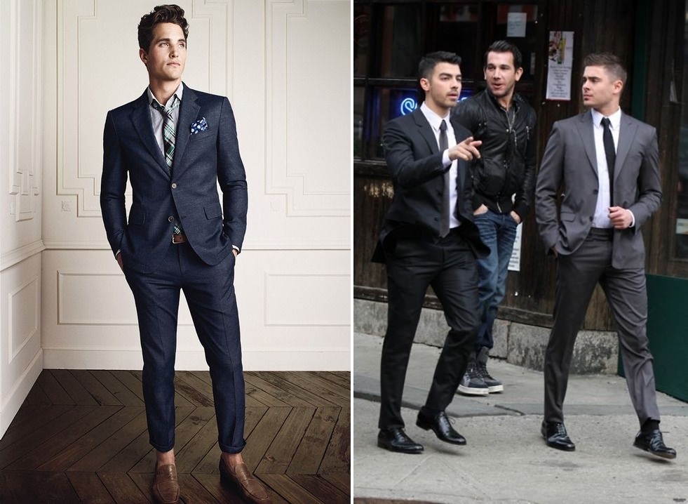 How To Choose A Business Suit