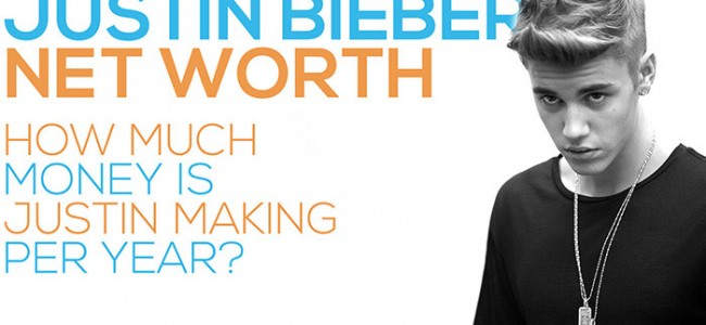 Justin Bieber Net Worth 2016