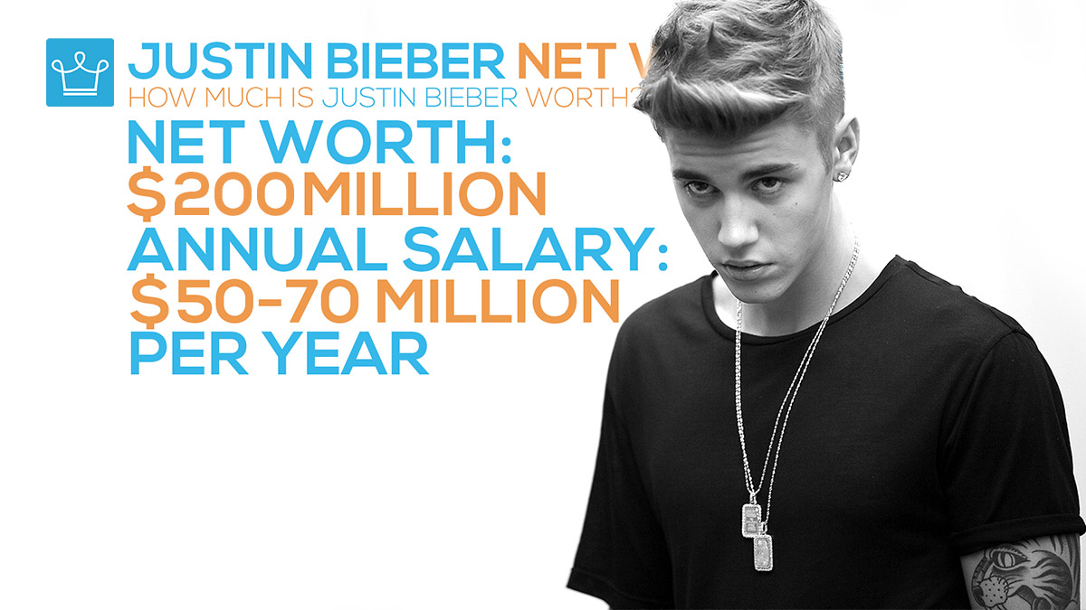 justin bieber net worth 2016 how rich is justin bieber wealth fortune money salary per year