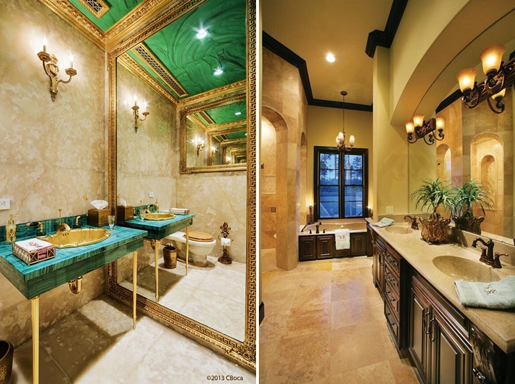 Luxury bathroom ideas Luxury bathroom design oxford