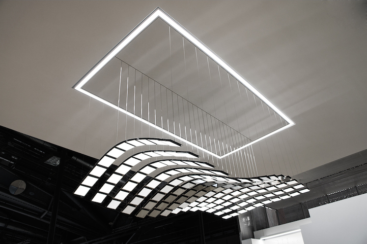 Innovative Light Fixture | Fine Living