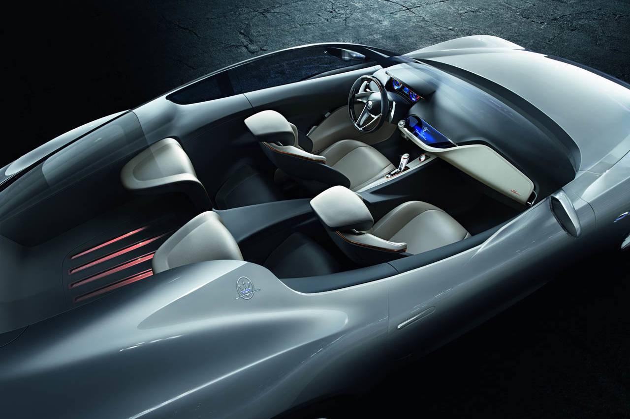 Concept Luxury Car Maserati Alfieri