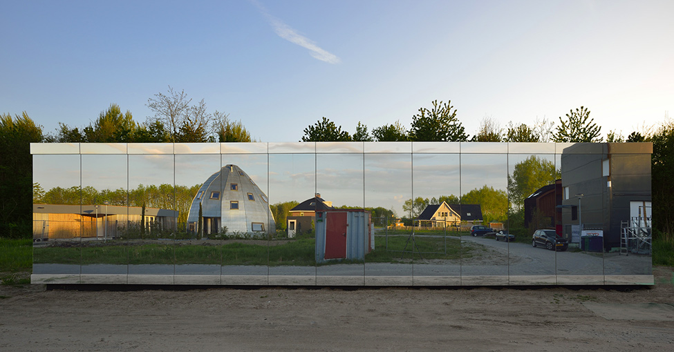 Really Cool Glass Houses.