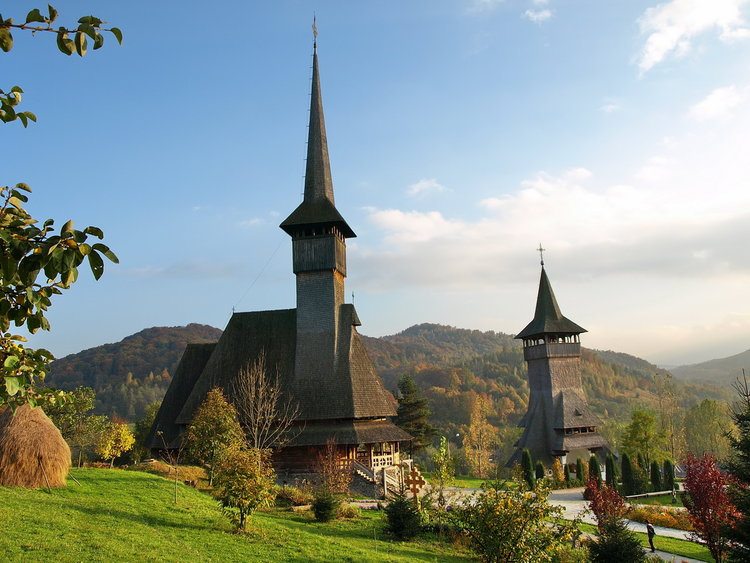 Must Visit Places In Romania | UNESCO Heritage