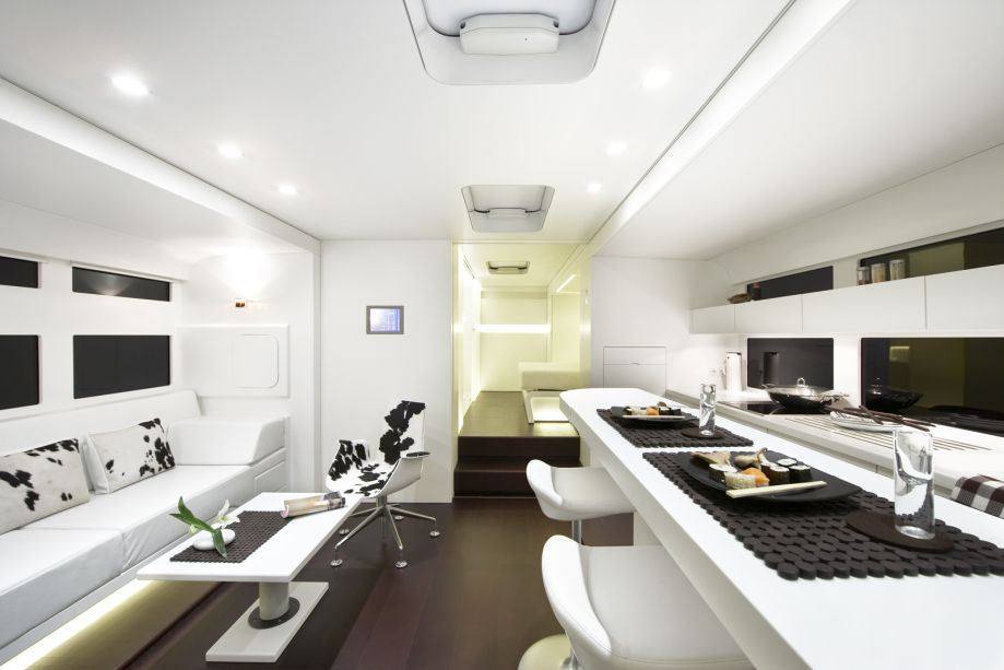 Luxurious Mobile Home: A-CERO RV