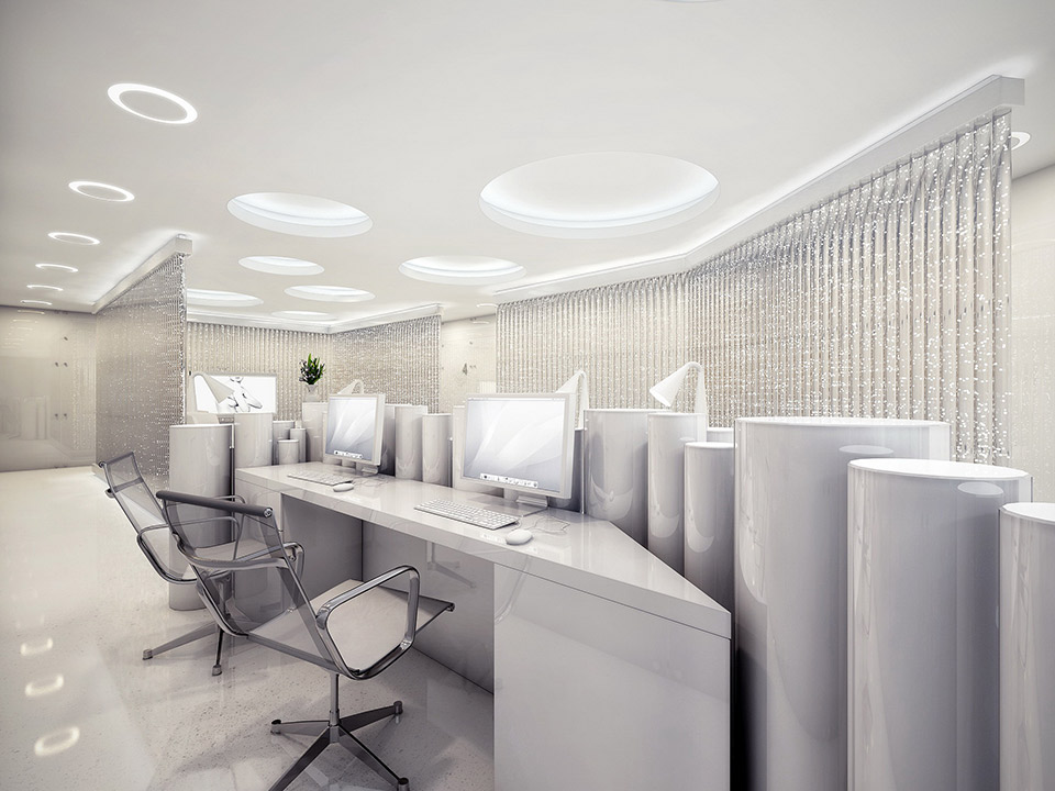 World 39 S Most Luxurious Surgery Clinic Futuristic Design