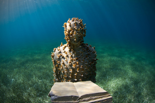 Most Amazing Underwater Sculpture Museum