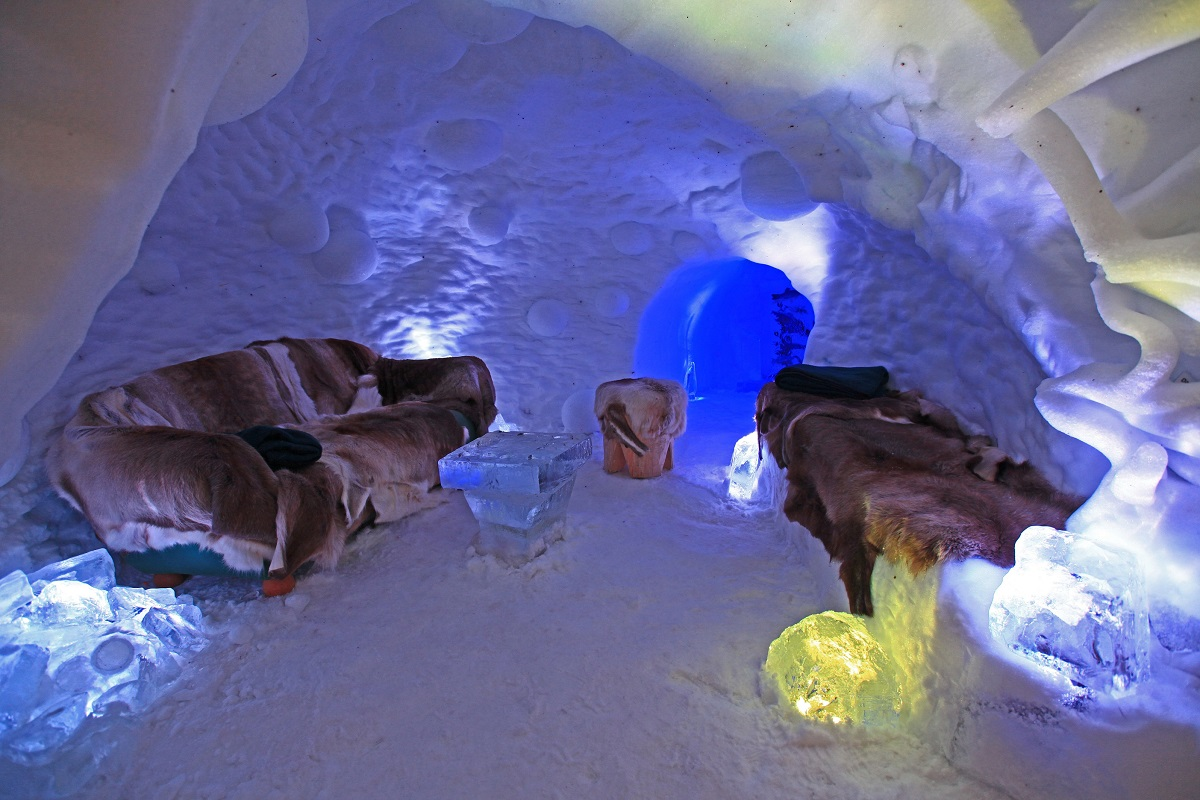 The Highest Igloo Hotel In The Alps - Alux.com