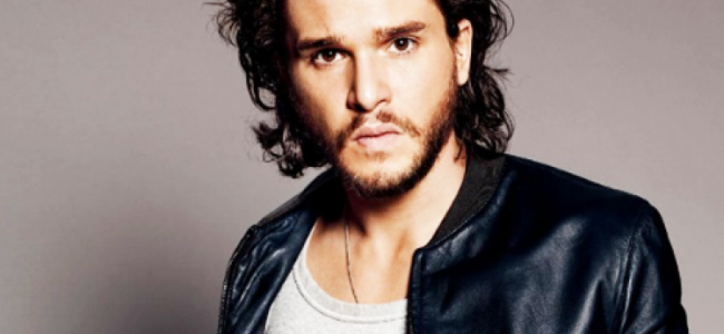 Kit Harington Covers GQ Magazine