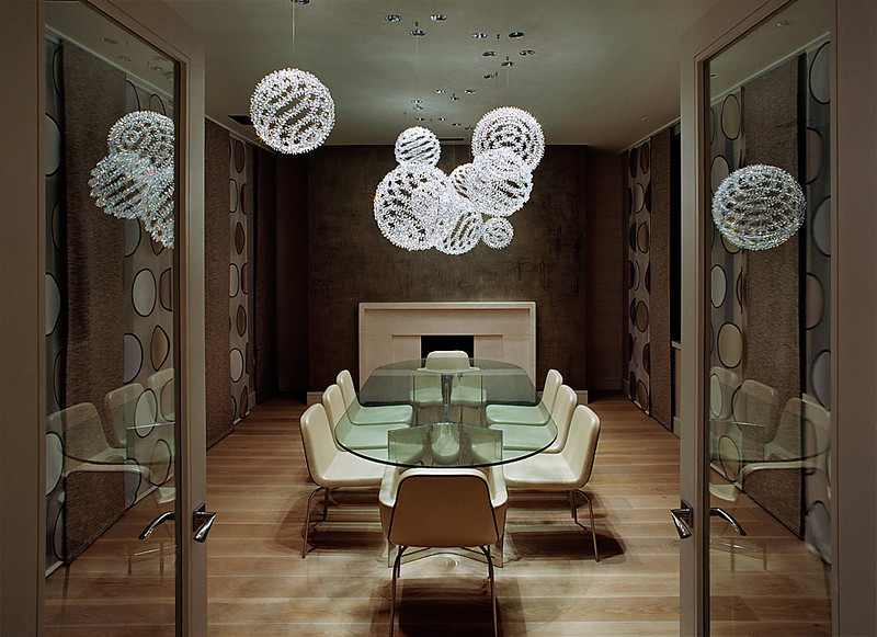 Chandeliers that would make your house the coolest alux windfall crystal chandeliers chandeliers that would make your house the coolest aloadofball Choice Image