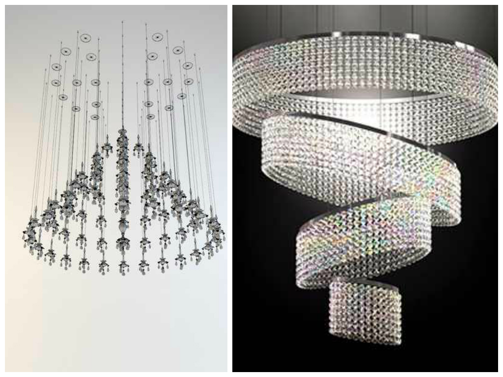 Chandeliers that would make your house the coolest alux chandeliers that would make your house the coolest aloadofball Choice Image