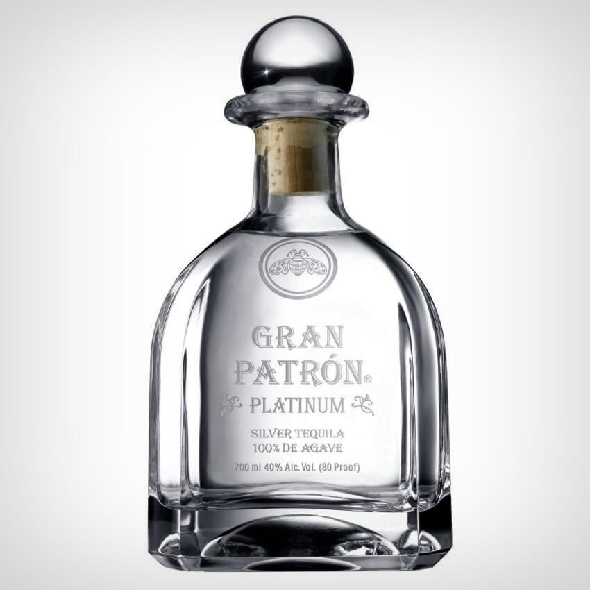 Top 10 Most Expensive Tequilas in the World - EALUXE.COM | Gran Patron Platinum Tequila