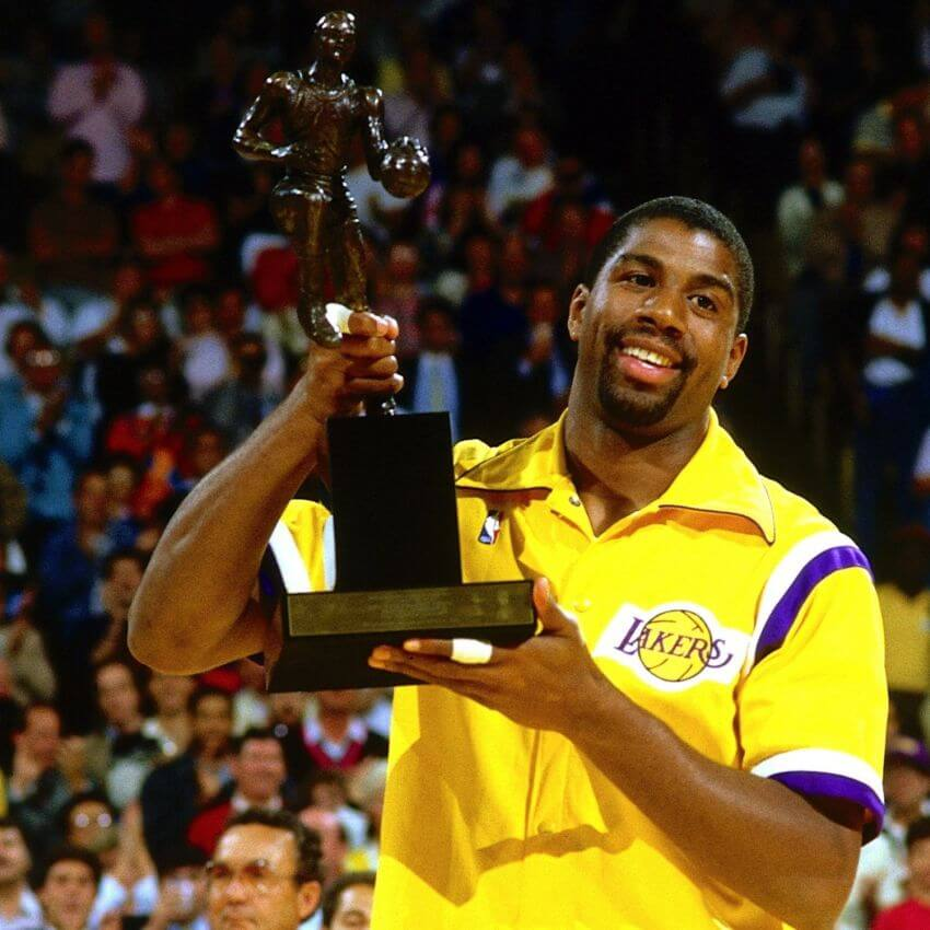 Top 5 Richest NBA Players in the World - EALUXE.COM | Magic Johnson