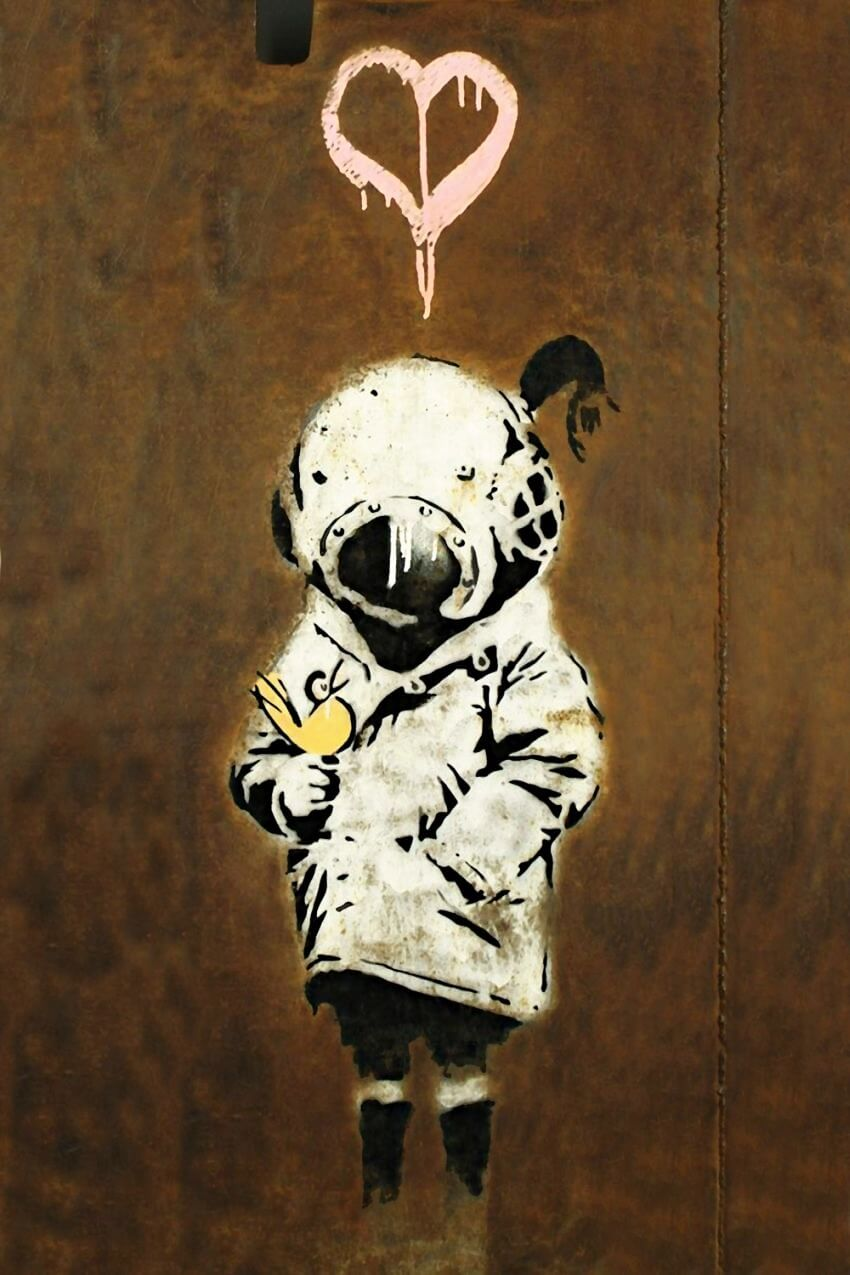 Top 10 Most Expensive Banksy Artworks Ealuxe Com