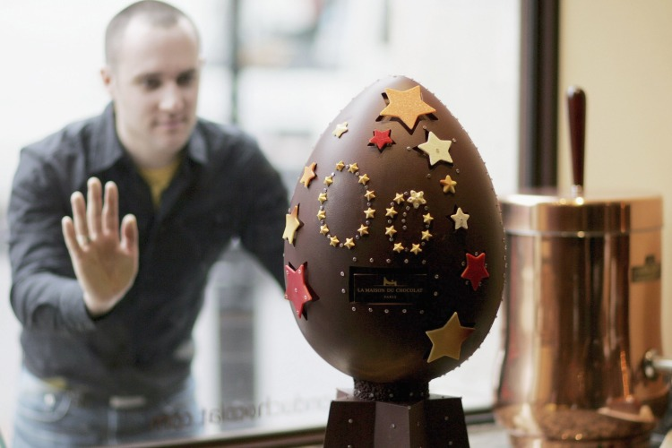 Most Expensive Chocolate Easter Egg in the World