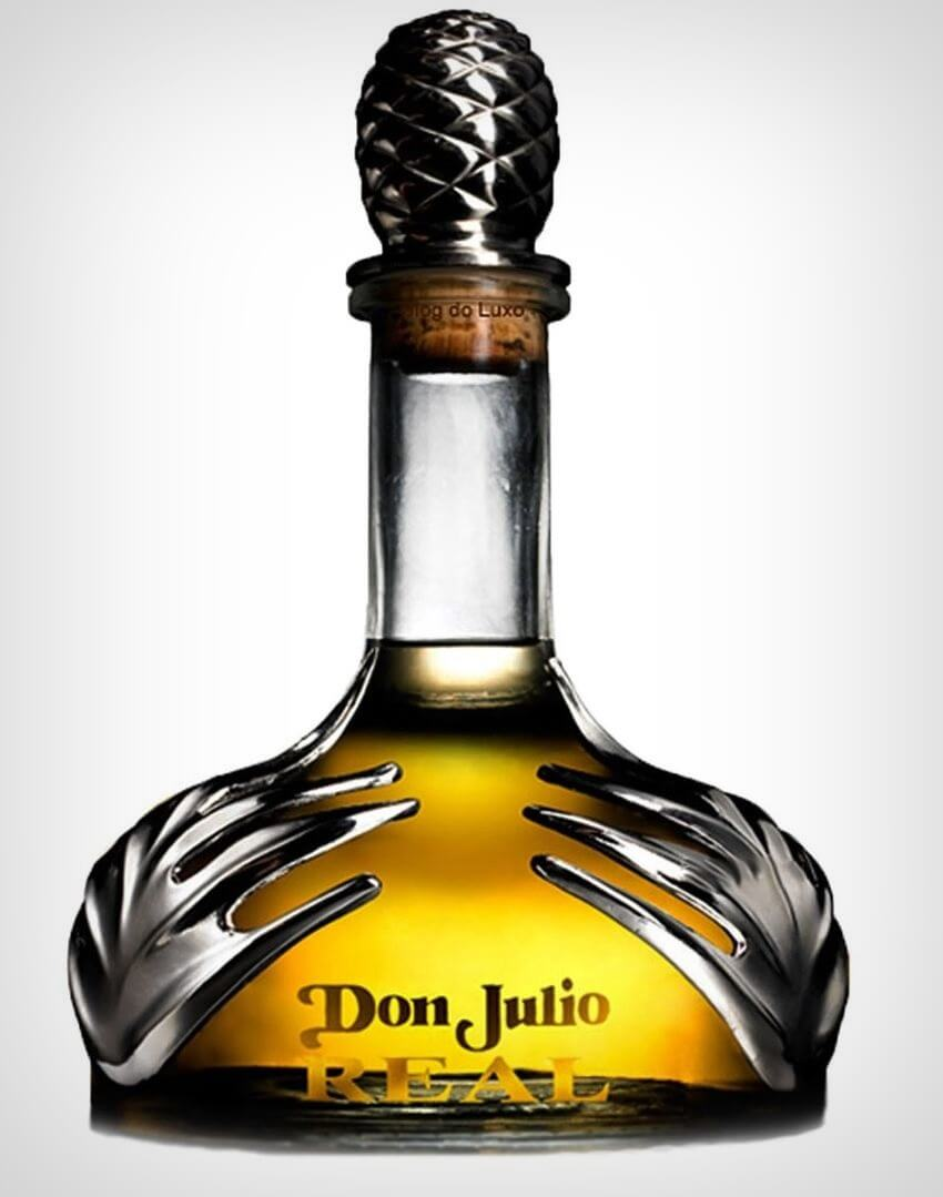 Top 10 Most Expensive Tequilas in the World - EALUXE.COM | Don Julio Real Tequila