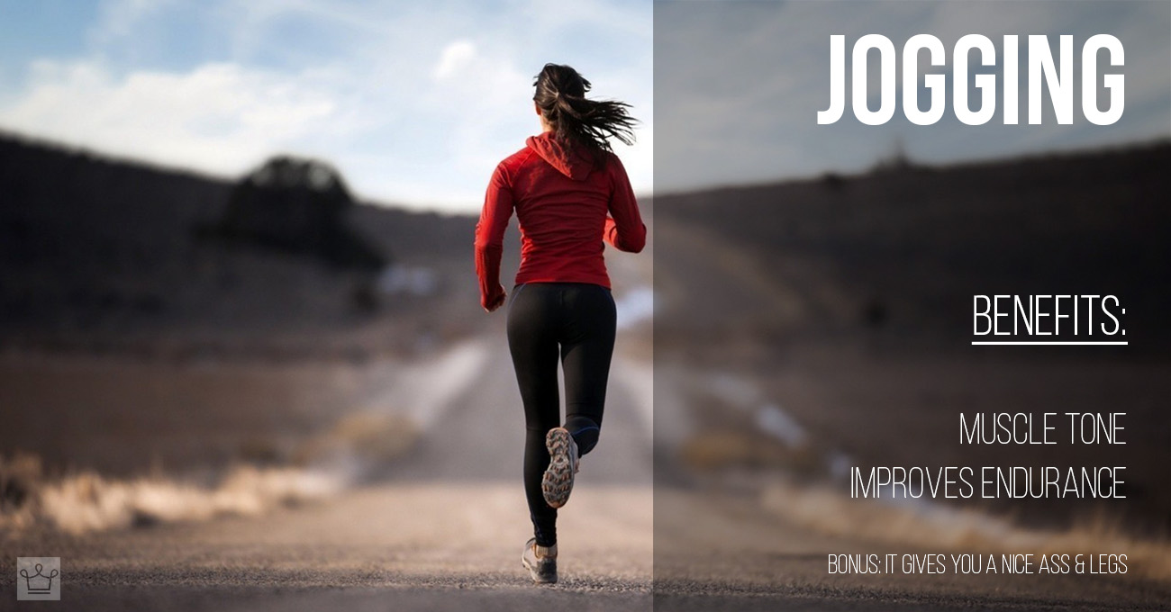 Best Workouts For Summer Women Style jogging benefits