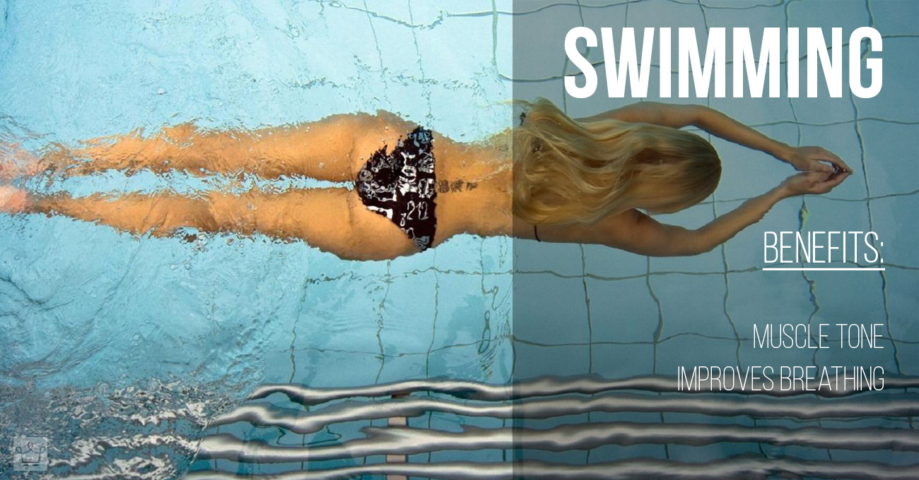 Best Workouts For Summer Women Style swimming benefits