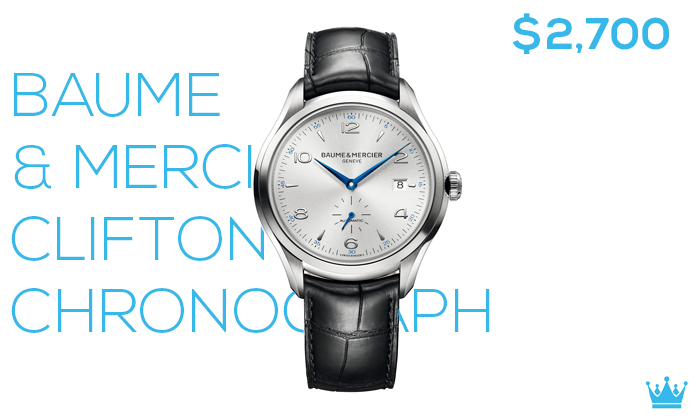 Chronograph Watch Trends For Men 2014