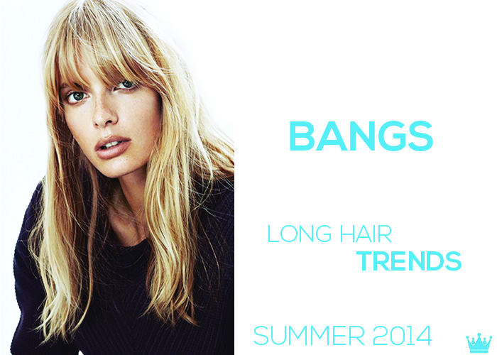 Long Hair Trends Summer 2014 Women S Style Alux Com