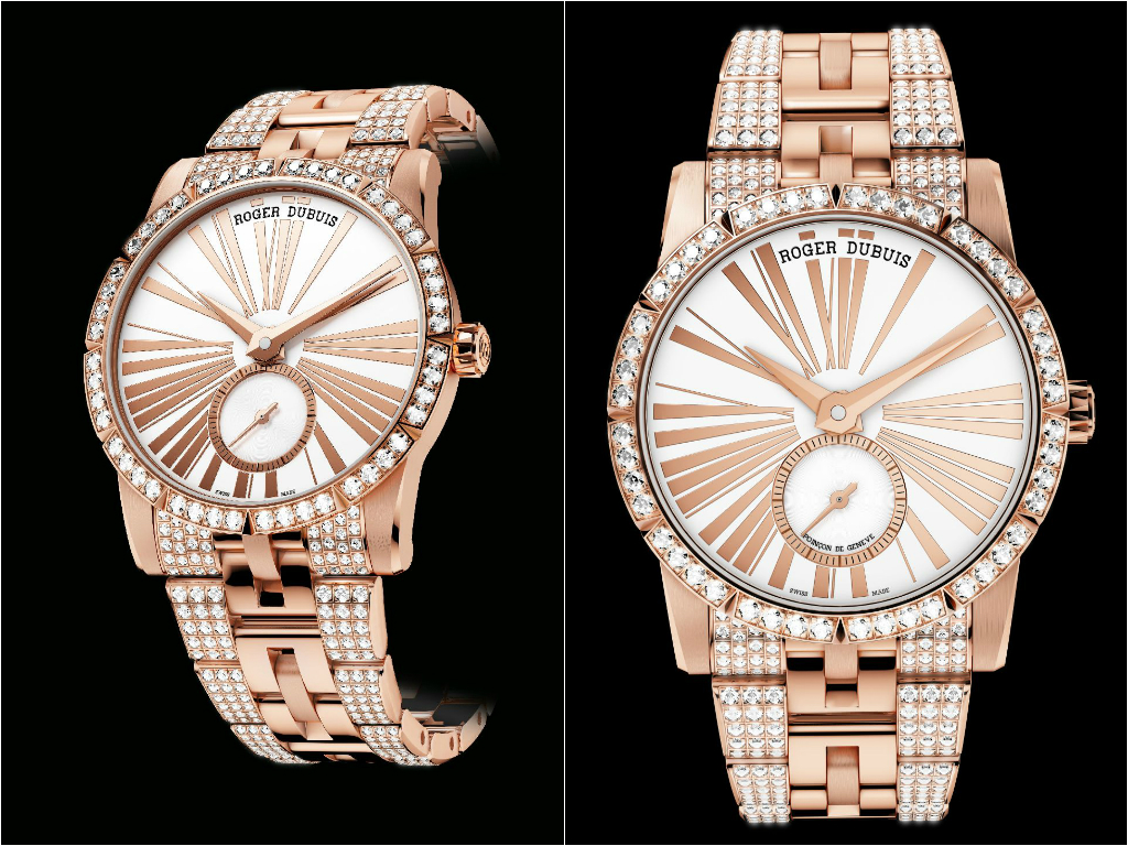 Luxury Watches for Women-Top 5-Roger Dubuis Excalibur 36 – Jewelery