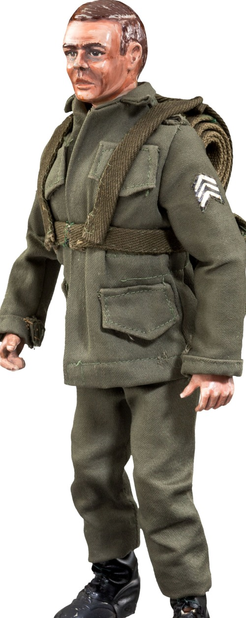Most Expensive Action Figure in the World GI.Joe.Original.Prototype.1964. 2