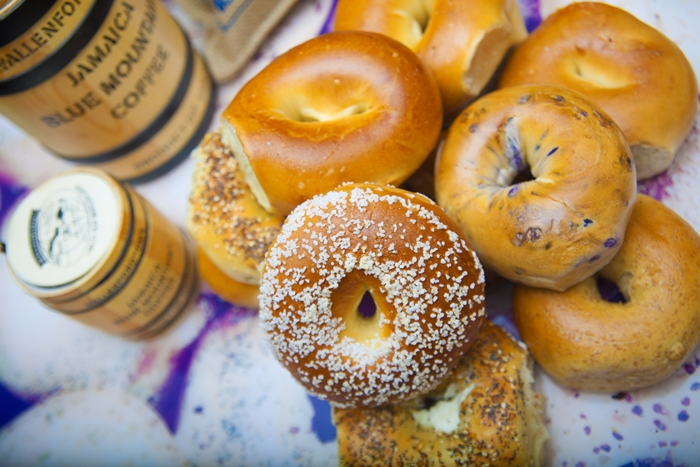 Most Expensive Bagel In The World