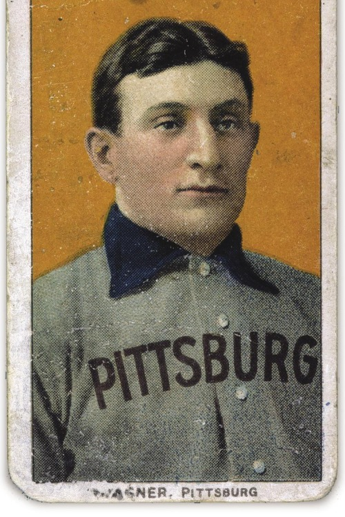 Most Expensive Baseball Card in the World HonusWagnerCard