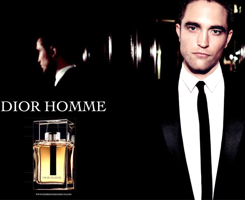 Most Expensive Clothing Brand: Dior - Robert Pattinson in Dior Homme Commercial
