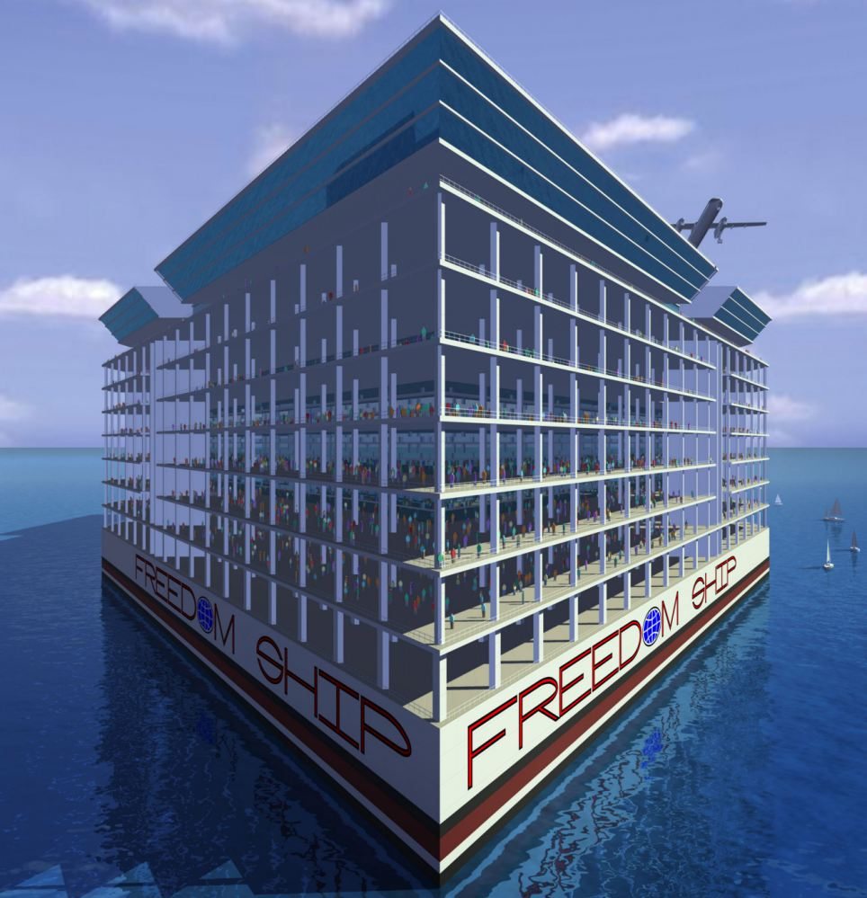 Most Expensive Concept Cruise Ship
