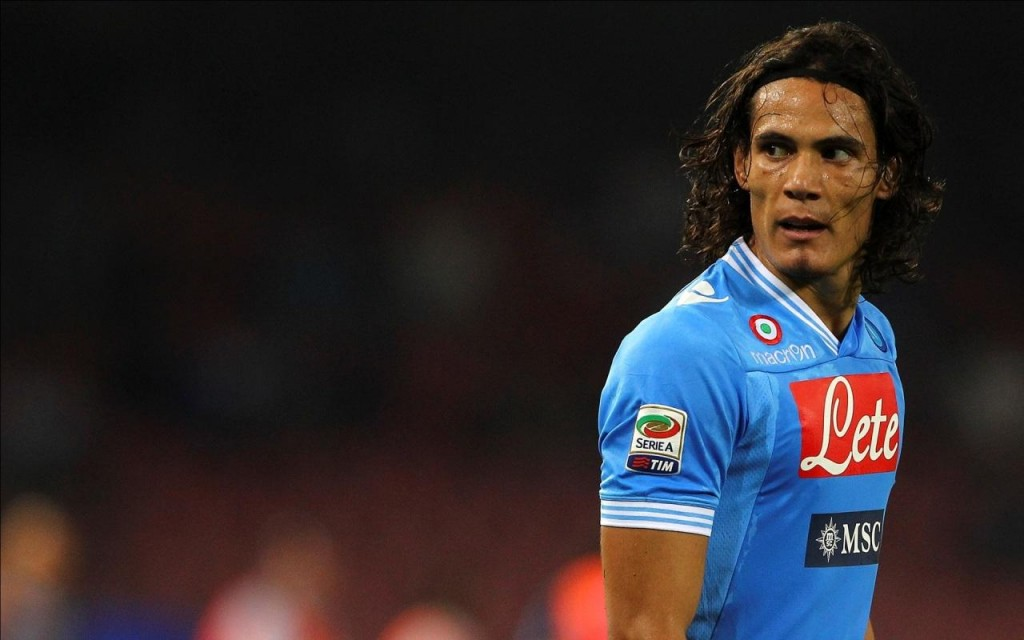 Most Expensive Football Transfers-Edinson-Cavani-£55.6 million