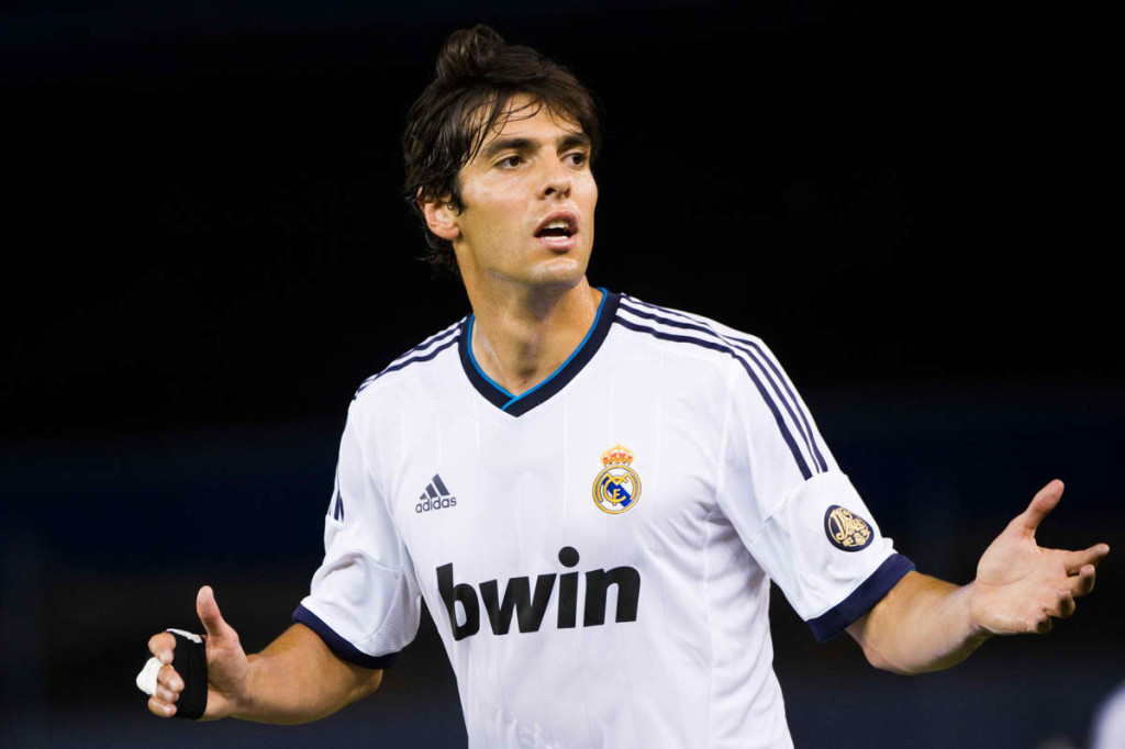 Most Expensive Football Transfers-Kaka-£56 million