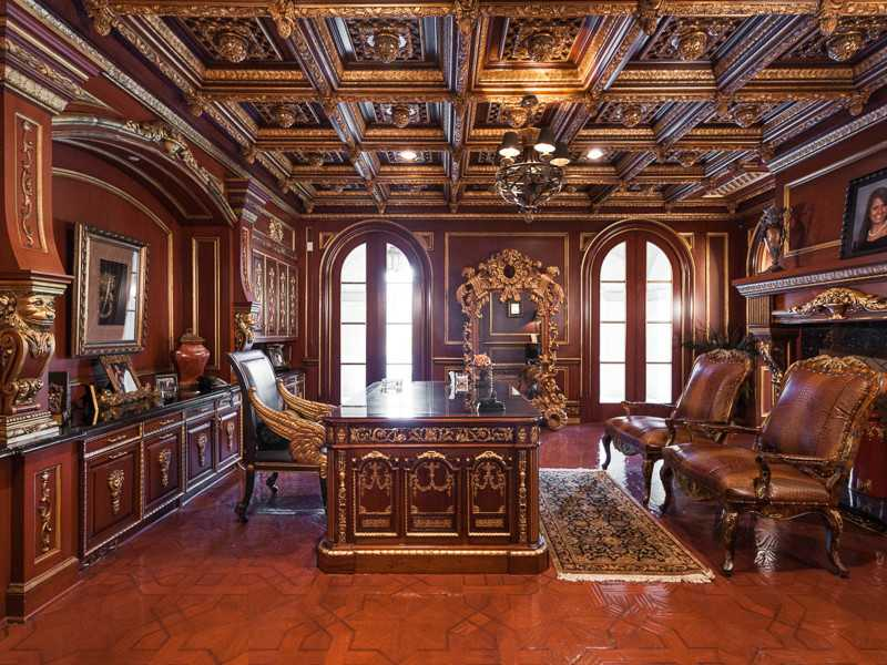Most expensive home in atlanta for Most expensive office desk