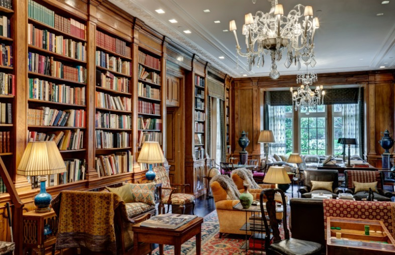 Most Expensive Home in Dallas Library
