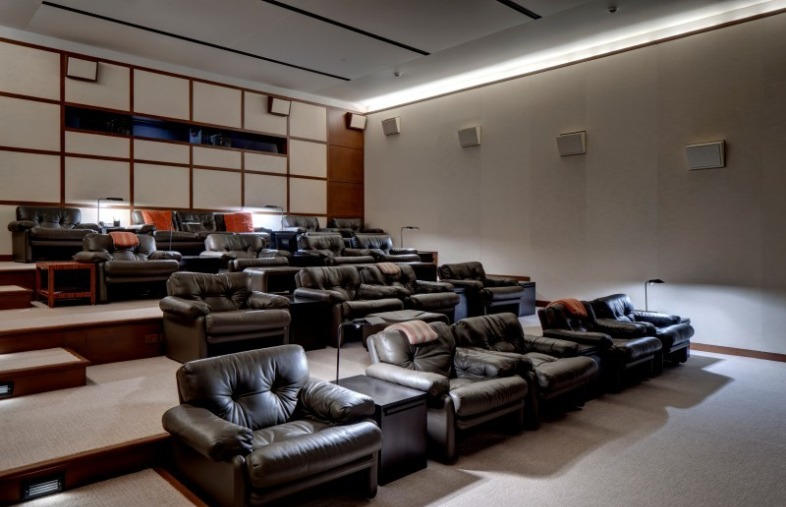 Most Expensive Home in Dallas Theater