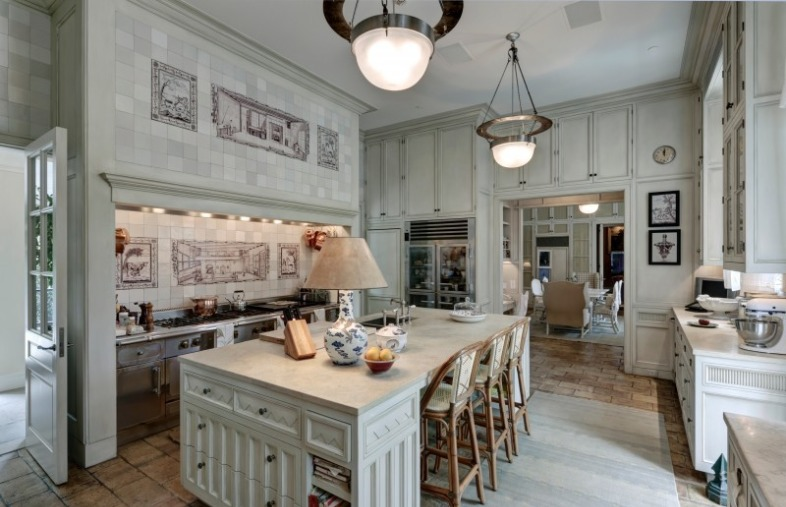 Most Expensive Home in Dallas kitchen