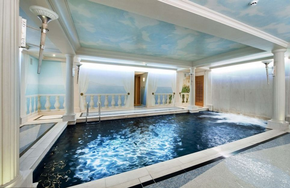 Most Expensive House In The UK - Interior Pool