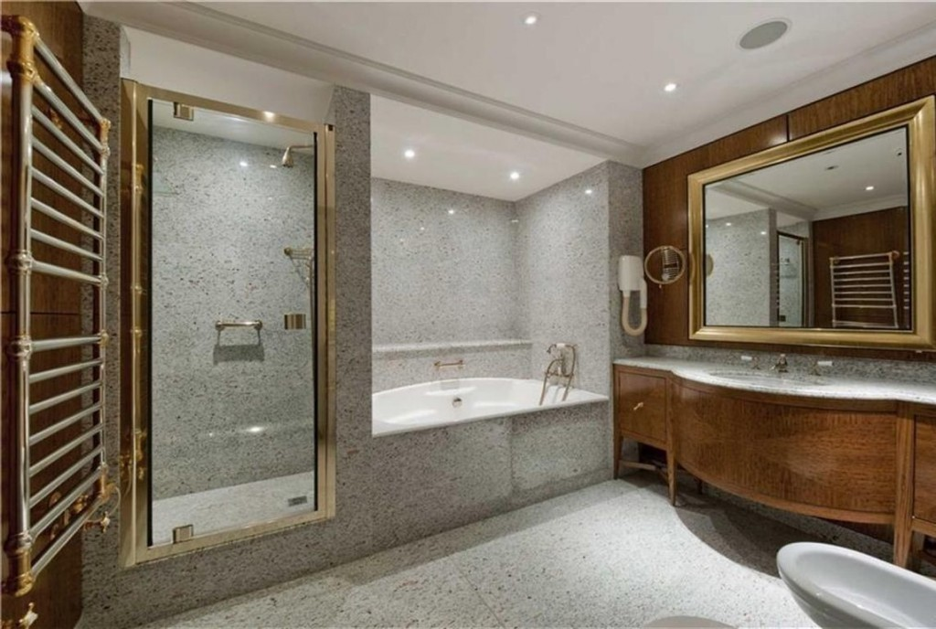 Most Expensive House In The UK - One of the bathrooms