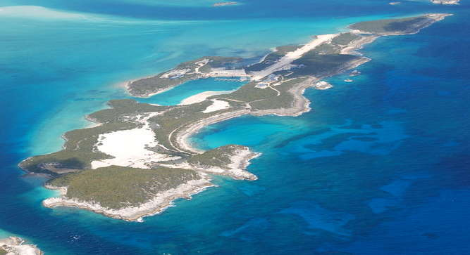 Most Expensive Islands For Sale - Cave Cay - Bahamas, Caribbean - $110 milllion