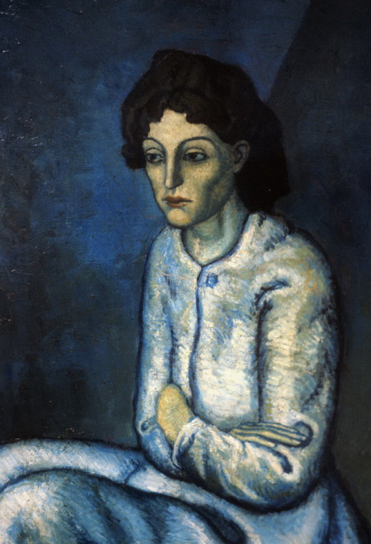 Most Expensive Pablo Picasso Paintings in the World+Femme+aux+bras+croises