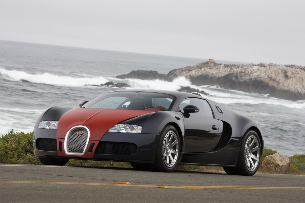 Most Expensive Rental Car In The World