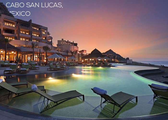 Most Luxurious Summer Destinations - Cabo San Lucas Mexico