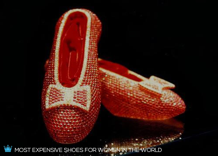 Most Expensive Shoes In The World For Women