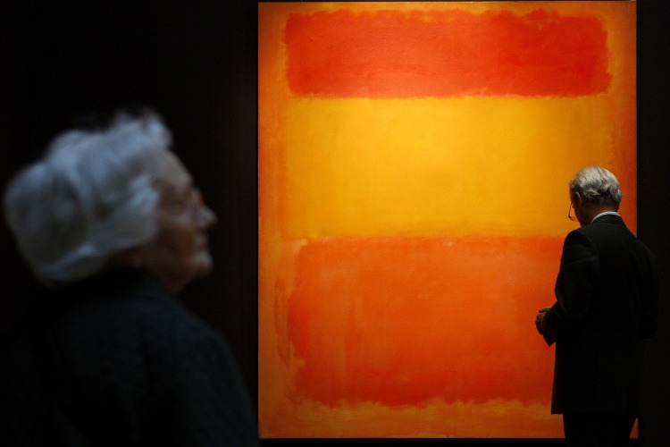 Most expensive mark rothko paintings in the world for What is the most expensive painting