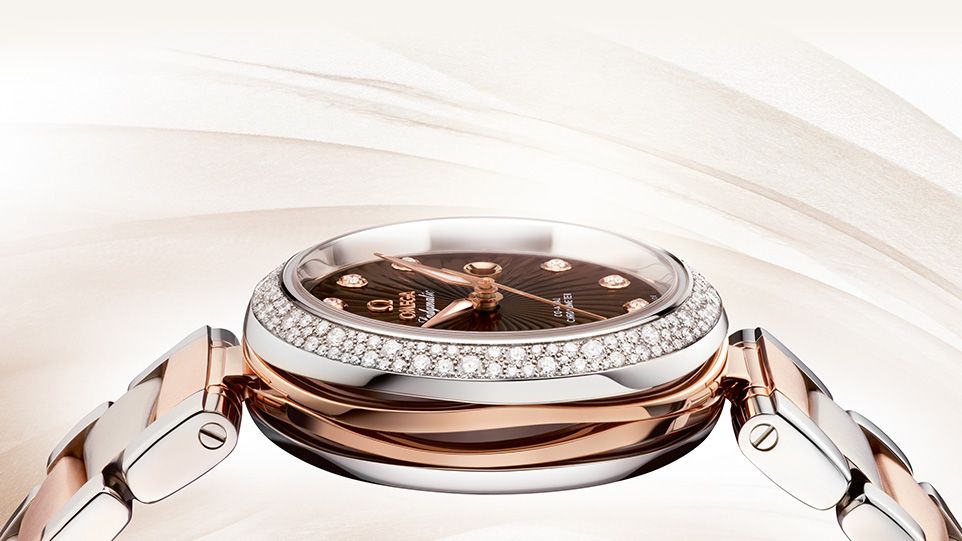 Luxury Watches for Women | Top 5-Omega DeVille Ladymatic