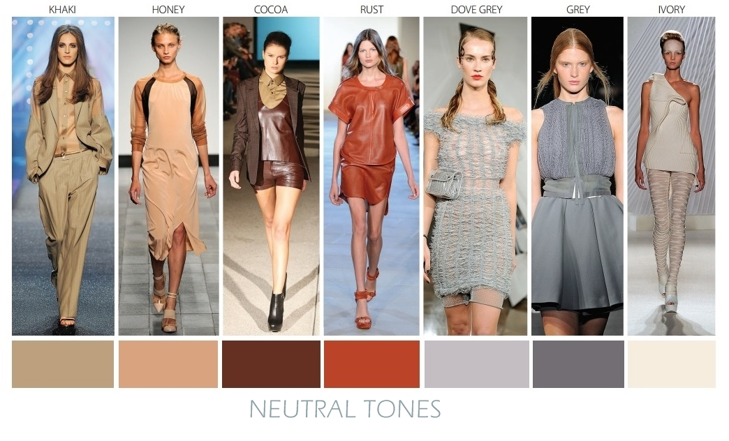 Summer Colour Trends 2014  Women Style
