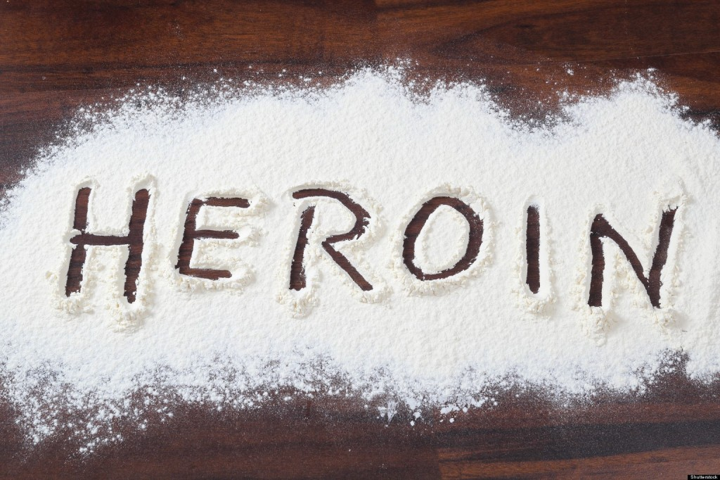 Top 10 Most Expensive Substances - Heroin